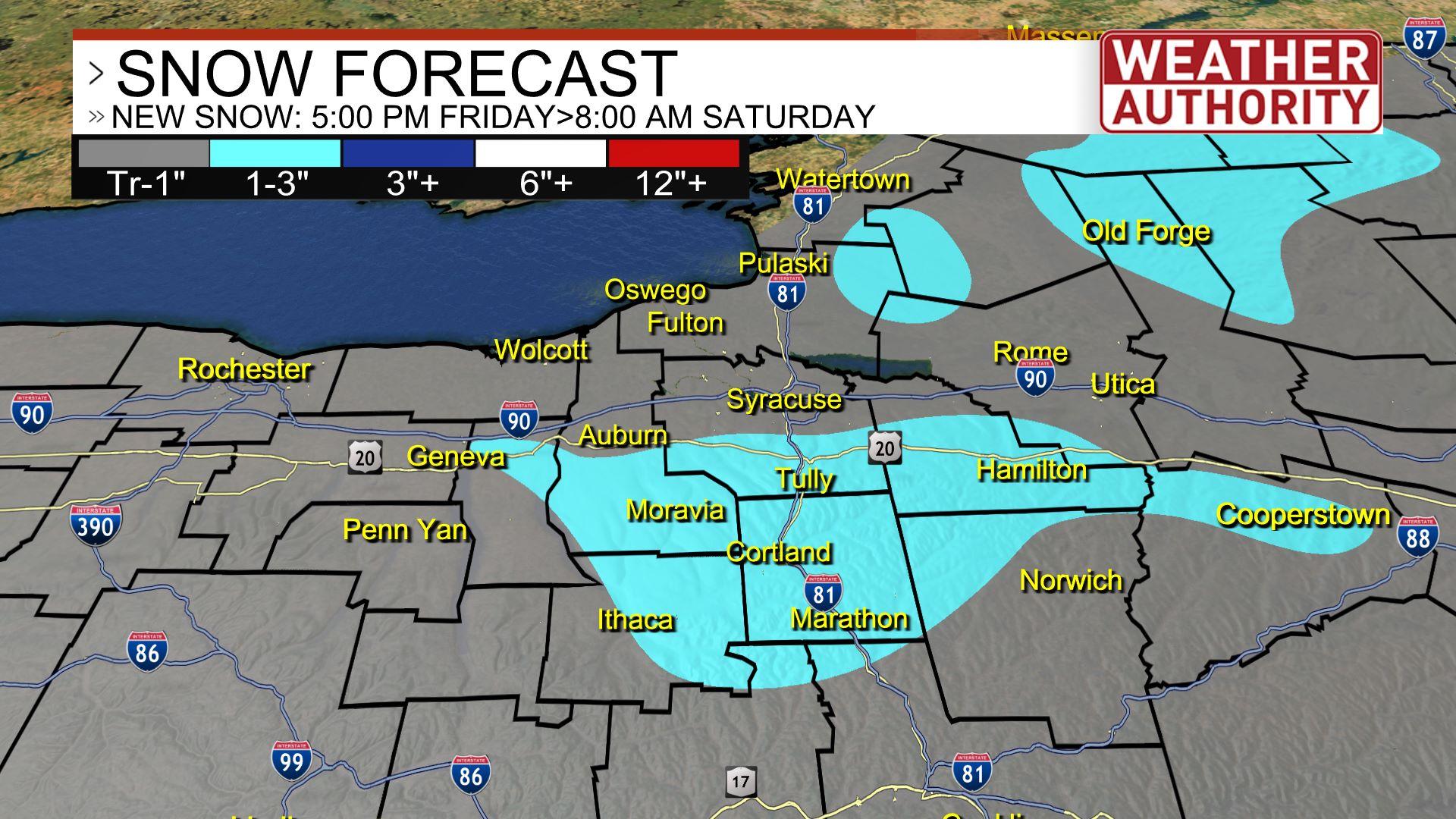 Syracuse Maps News Weather Sports Breaking News WSTM - Us weather map next 24 hours