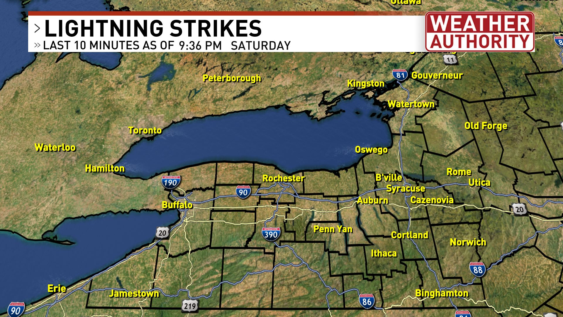 Syracuse Weather News Weather Sports Breaking News WSTM - Us weather map past week
