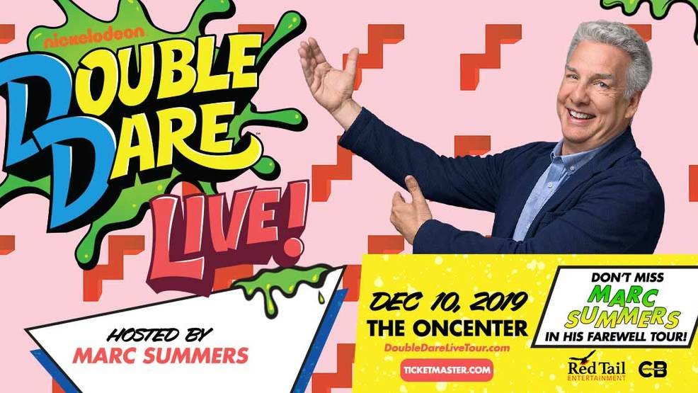 "Nickelodeon's Double Dare Live bringing ""slime-soaking"" fun to Syracuse this December"