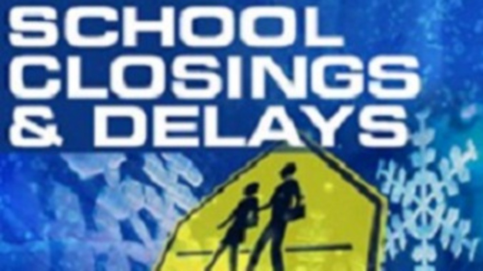 Winter weather causing some school closings and delays Thursday | WSTM