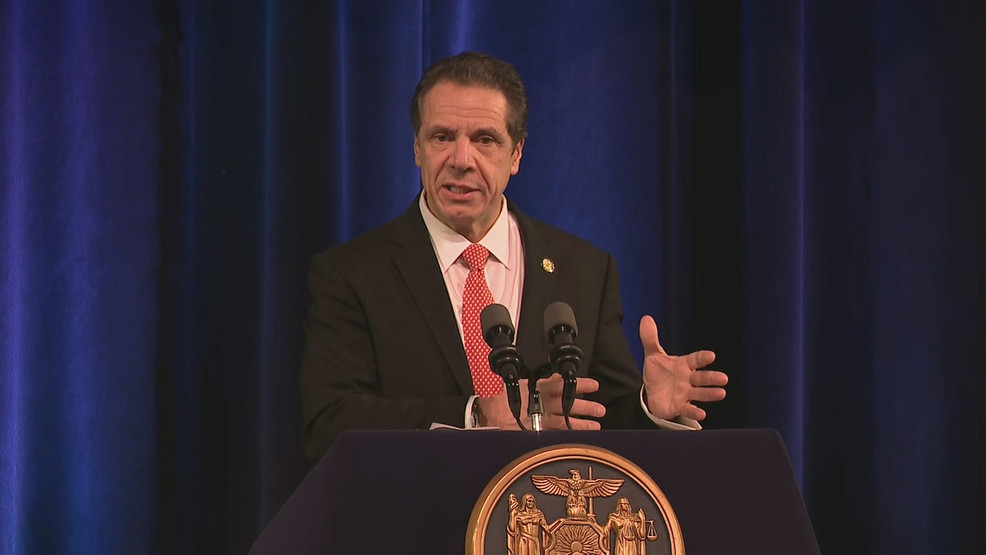 Poll finds Gov. Cuomo's favorability rating moves into positive territory
