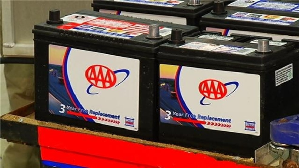 Aaa Don T Get Stranded In The Cold Check Your Car Batteries Now Wstm