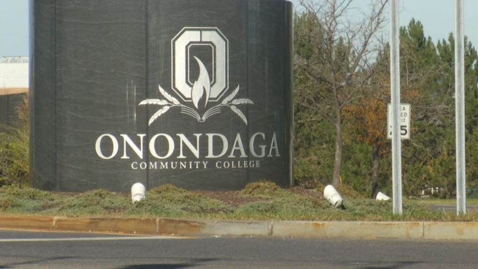 """First students from Onondaga Community College """"Weekend College"""" program celebrate graduation"""