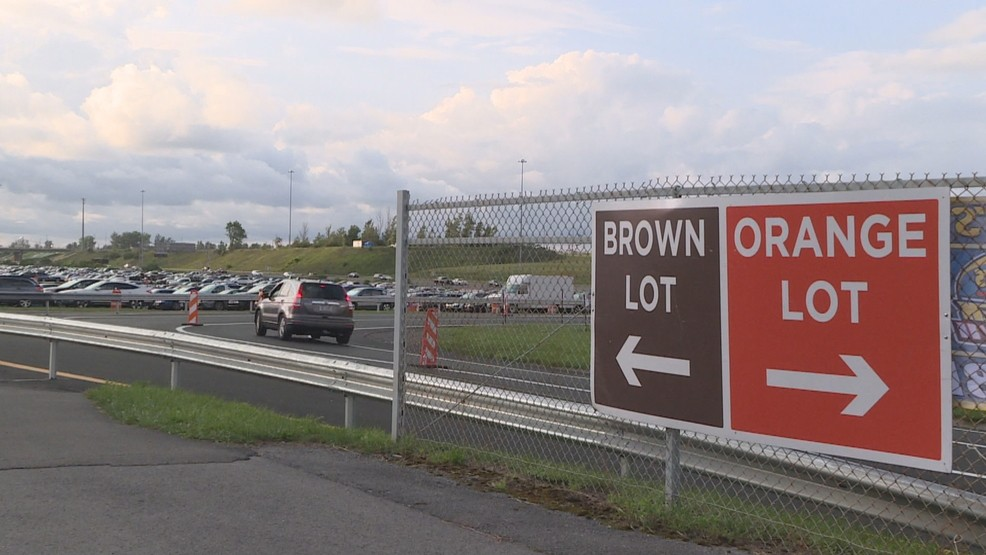 NYS Fair officials planning on adding more parking to help with traffic buildup next year