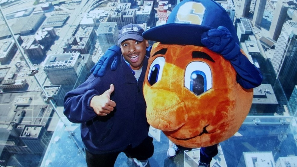 Sports Illustrated says Otto the Orange is the best college mascot in the ACC, #9 overall