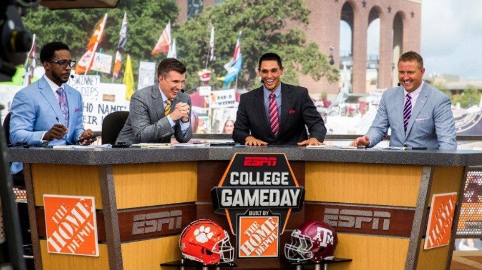 ESPN's College GameDay headed to Ames, Iowa instead of Syracuse after blowout loss on Saturday
