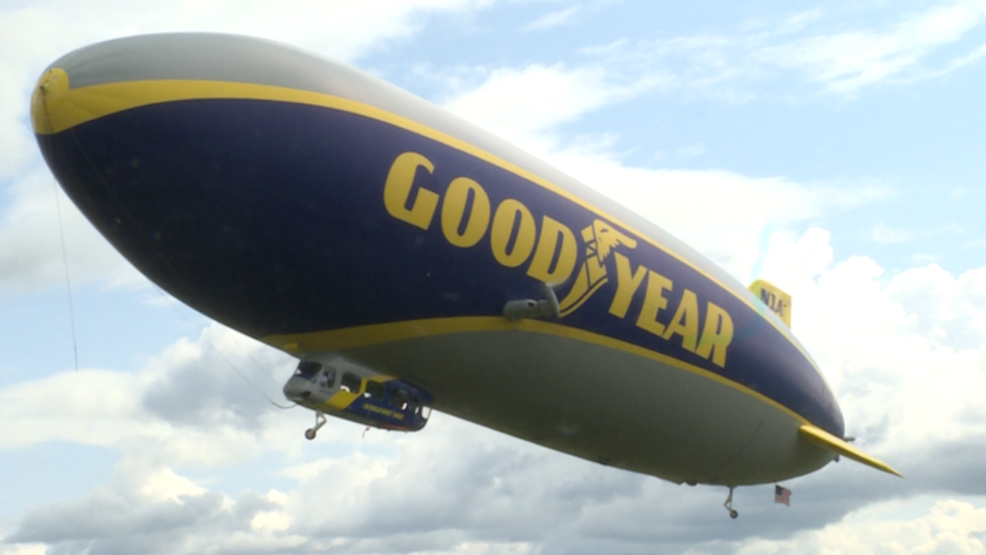 Goodyear blimp to hover over Syracuse vs. Clemson game
