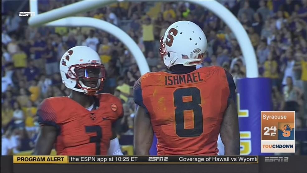 Steve Ishmael shines in first four games, named to Biletnikoff Award