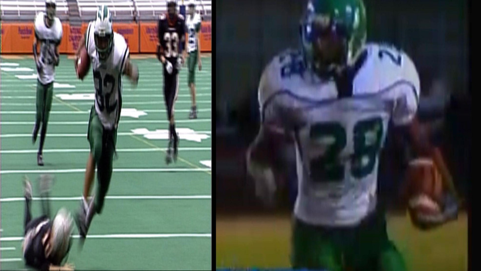 One School Two Nfl Stars Latavius Murray And Mike Hart Reflect On Cny Upbringing Wstm