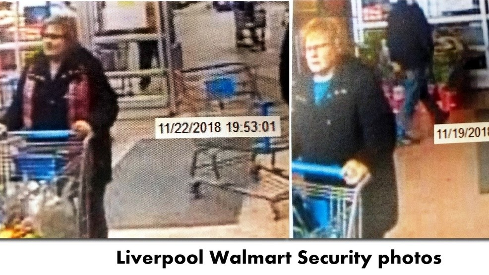 State police need help identifying people caught on Walmart
