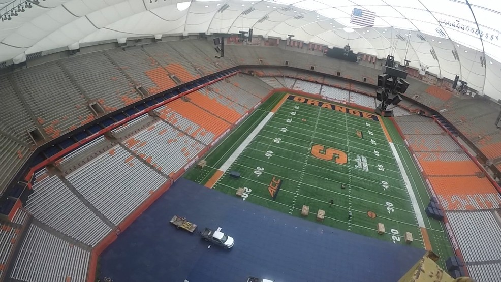 What Fans Can Expect When Attending A Syracuse Football Game