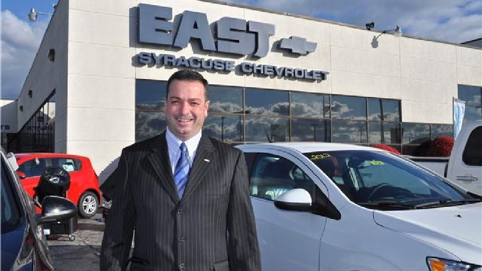 East Syracuse Chevrolet >> Local Success Story Longtime Employee Buys East Syracuse