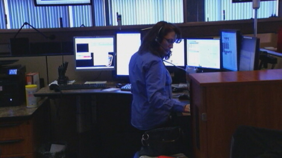 Woman talks gratitude for Cayuga County 911 workers