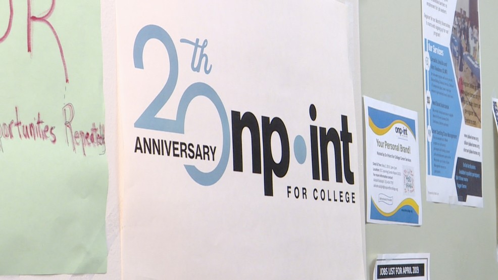 On Point For College Helps Cny Students Overcome Higher Education Barriers Wstm