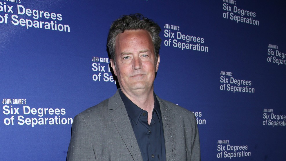 Matthew Perry Hospitalized For Months After Surgery Wstm