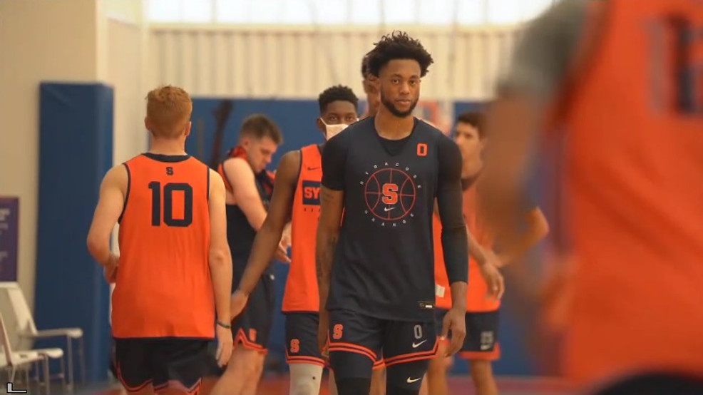 Syracuse Men S Hoops 2020 21 Season Preview Niko Matt And Tommy Analyze Orange This Year Wstm