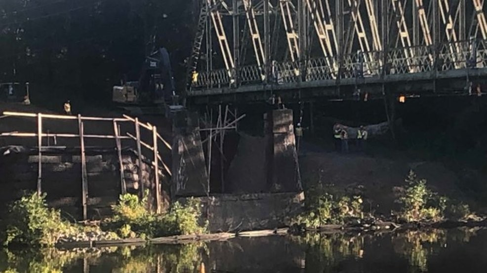 DOT re-opens Erie Canal to boat traffic after pulling Oneida County bridge from water