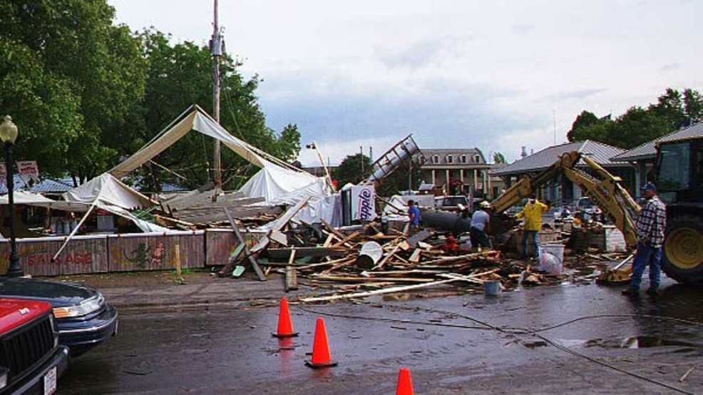 20 years ago, Labor Day Storm killed 2, left severe damage, became burned in CNY's memory