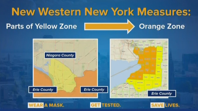 Cuomo Predicts Tremendous Spike Of Covid 19 Cases After Thanksgiving Wstm