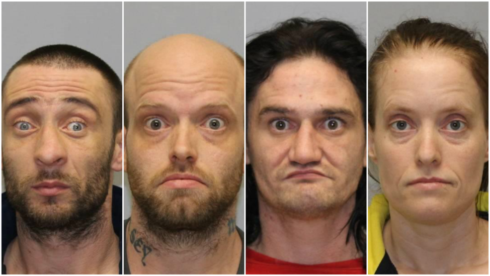 Several charged after meth lab found in Madison County