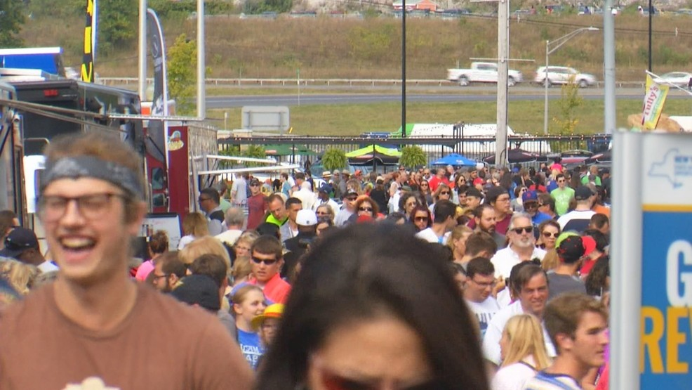 Tradition continues for campers at the Fairgrounds ahead of State Fair