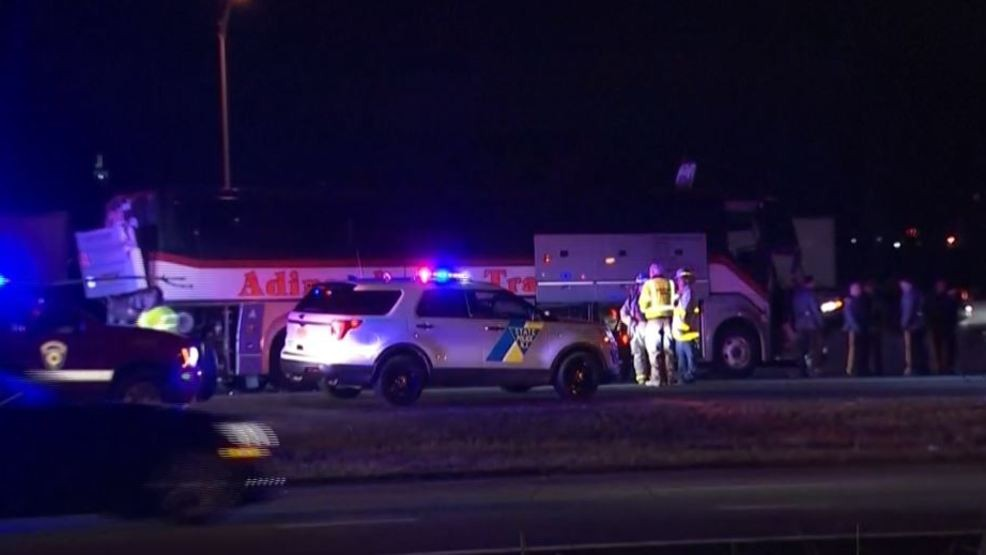 SU student killed in New Jersey bus crash | WSTM